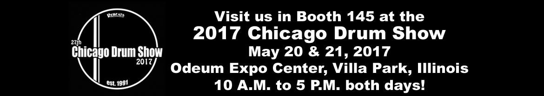 Chicago Drum Show 2017