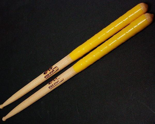 Stick Stuff Grip Stick Stuff Drumsticks 5b Wood Tip Hickory