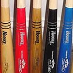 Baseball Bats With StickStuff Grip